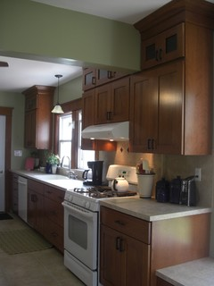 Farm House Traditional Kitchen Chicago By West Side Lumber Ace Kitchen Bath Design Center