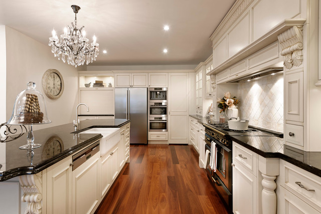 Http Www Houzz Com Au Photos 3743083 Farmers Showcasing Projects Built And Designed By The Maker Designer Kitchens Traditional Kitchen Perth