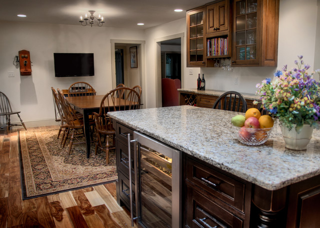Farmhouse Addition in West Chester traditional-kitchen