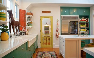 Farmhouse farmhouse-kitchen