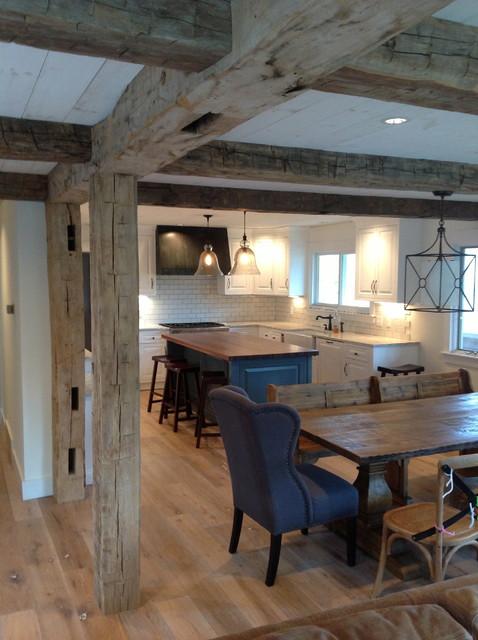 Farmhouse appeal farmhouse-kitchen