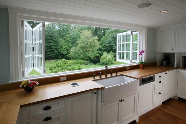 Renovation Detail: The Kitchen Sink Window