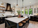 White Cabinets Remain at the Top of Kitchen Wish Lists (13 photos)