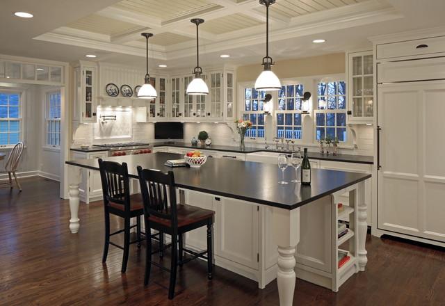 Farmhouse Kitchen Design Ideas design ideas farm style kitchen table Saveemail Cramer Kreski Designs