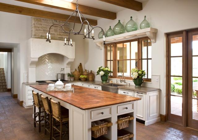 Farmhouse Kitchen Southwestern Kitchen