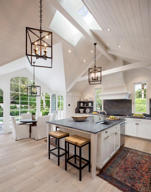 Contemporary California Farmhouse