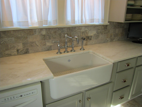 Marvelous To Those With Mystery White Marble In The Kitchen Question