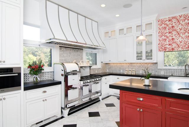 #70 – SLM Builders – San Rafael farmhouse-kitchen