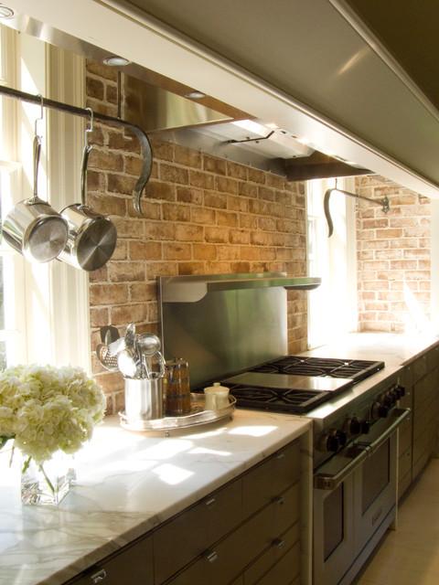 (10) Modern Williamsburg Kitchen