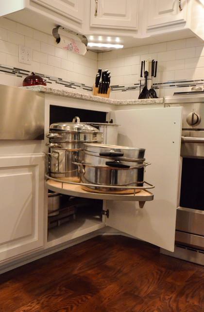 Farmhouse Kitchen Renovation traditional-kitchen