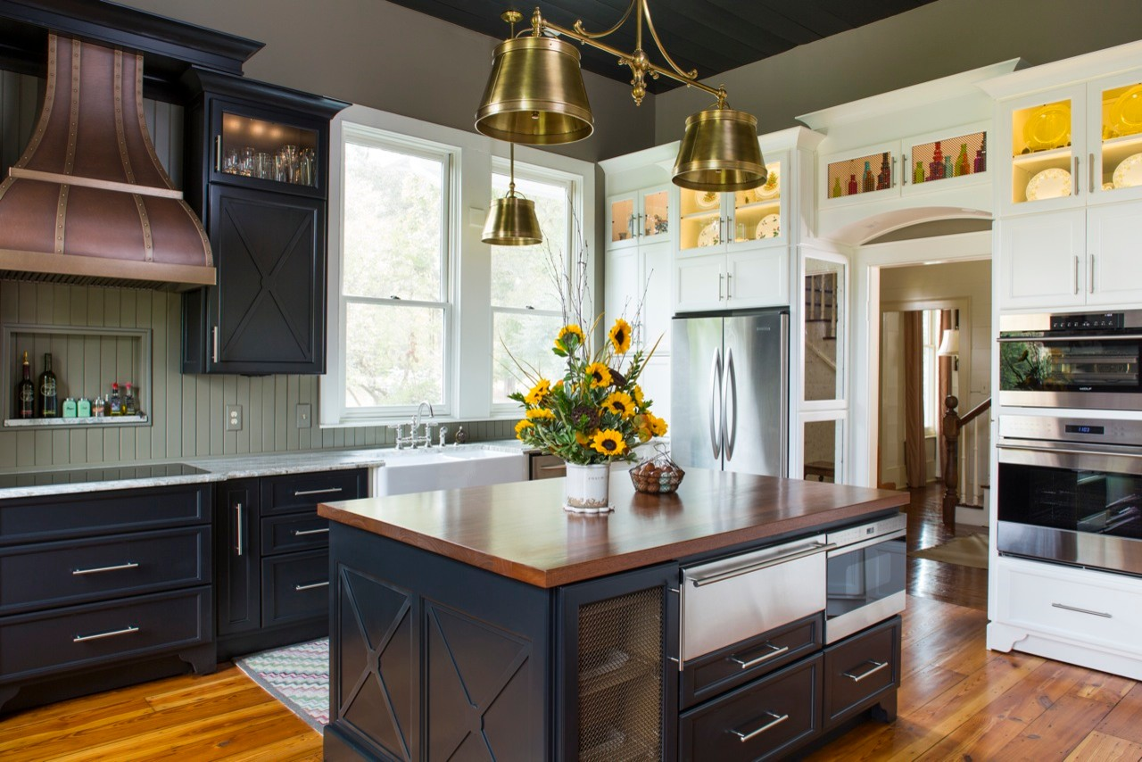 Farmhouse Kitchen Renovation