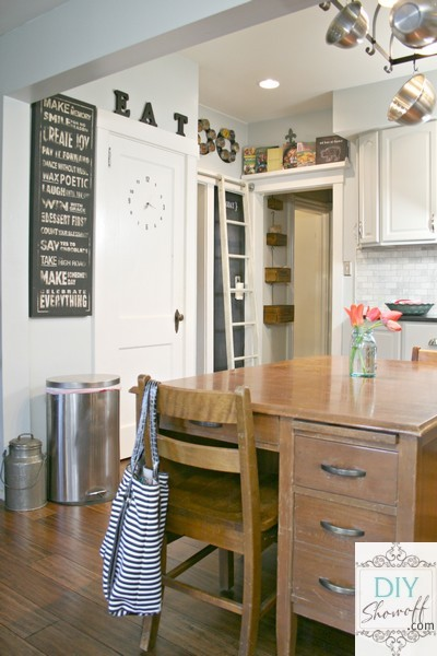 Farmhouse Kitchen Updates eclectic-kitchen