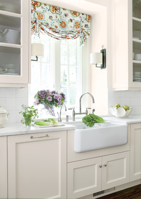 Farmhouse Sink Traditional Kitchen Atlanta By
