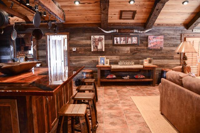 Farmhouse rustic-kitchen