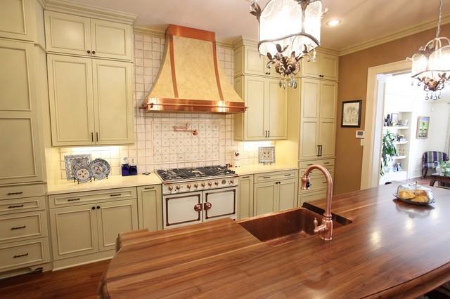 Farnham Place traditional-kitchen