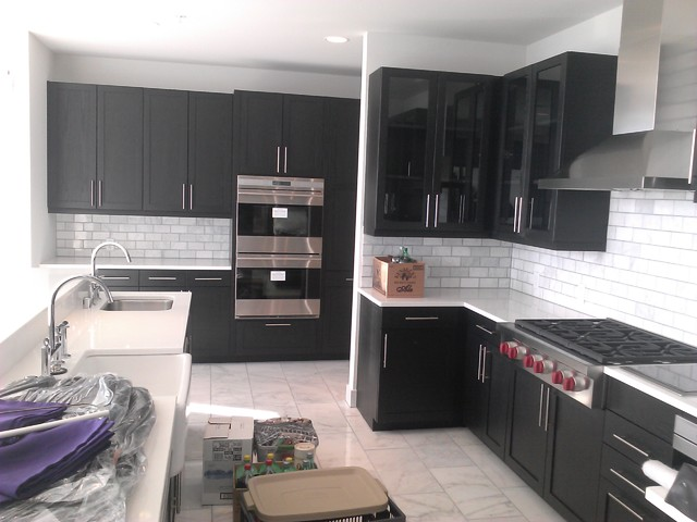 Fast spaces contemporary-kitchen