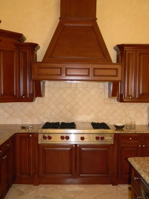 Faux finished cabinets for Kitchen cabinets zionsville