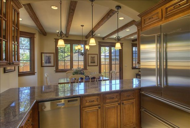Faux Wood Ceiling Designs Traditional Kitchen New