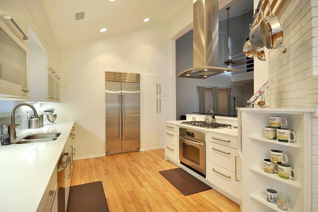 Fawn Ridge contemporary-kitchen