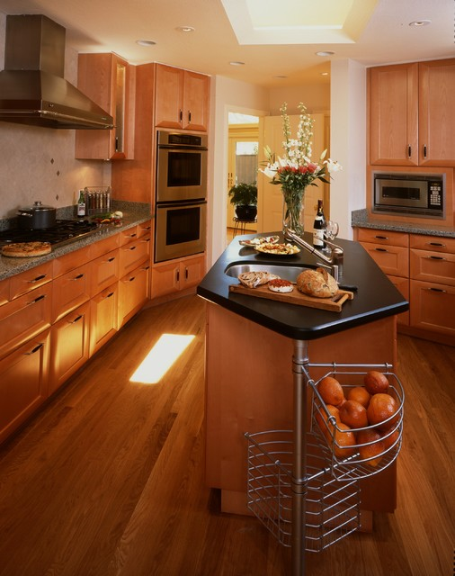 Featured In Gentry Magazine Modern Kitchen Renovation In