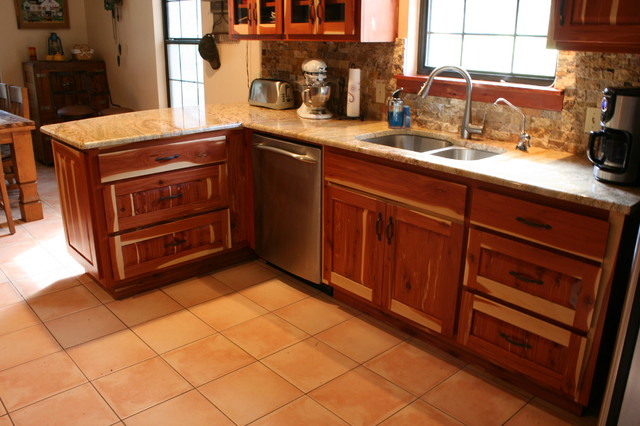 Superbe Kitchen   Rustic Kitchen Idea In Austin. Email Save. Madison Custom Cabinets