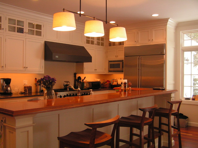 Federal colonial for Federal style kitchen