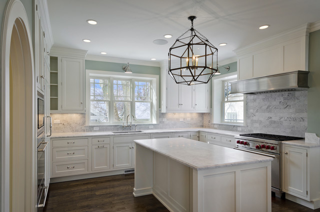 Federal Heights Remodel by Cameo Homes Inc. in Salt Lake City, Utah traditional-kitchen