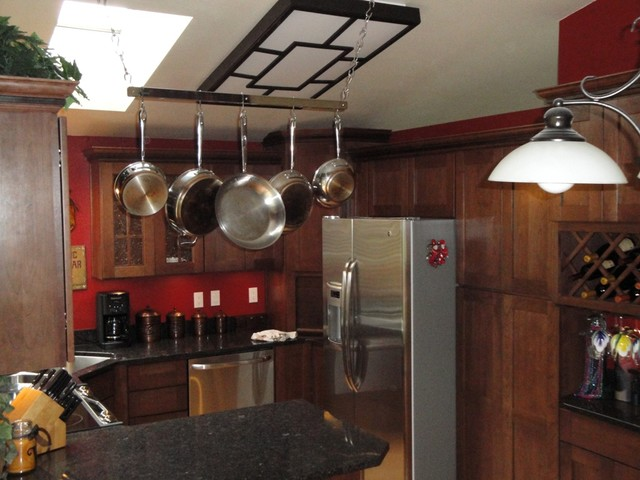 Federal Way Remodel Traditional Kitchen Seattle By Parr Cabinet Design Center