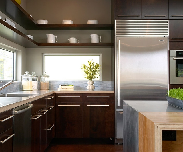 Feldman Architecture modern kitchen
