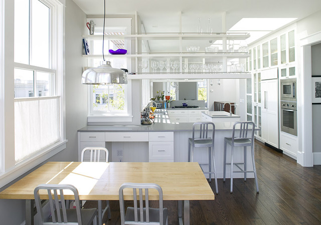 Feldman Architecture contemporary-kitchen