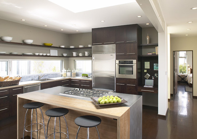 Feldman Architecture modern-kitchen