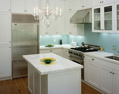 Feldman Architecture eclectic kitchen