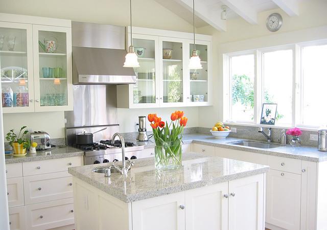 Feldman Architecture contemporary-kitchen