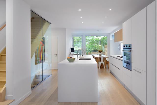 Felstead toronto modern kitchen toronto by upside for Scavolini kitchens toronto