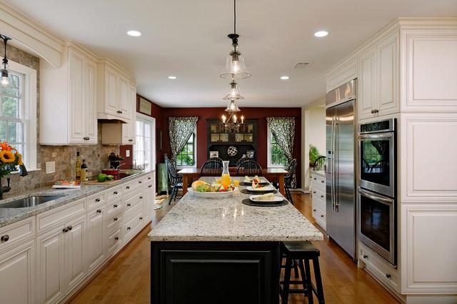 Fennel Kitchen traditional-kitchen