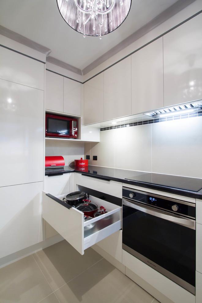 Ferntree Gully Kitchen Contemporary Kitchen Melbourne By The Kitchen Design Centre