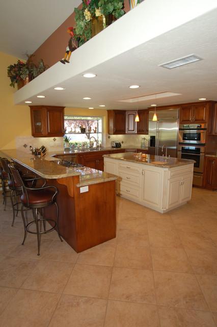 Feuerstein Kitchen Remodel traditional-kitchen