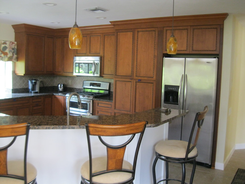 Fiddlesticks Country Club - Kitchen Remodel - Traditional ...