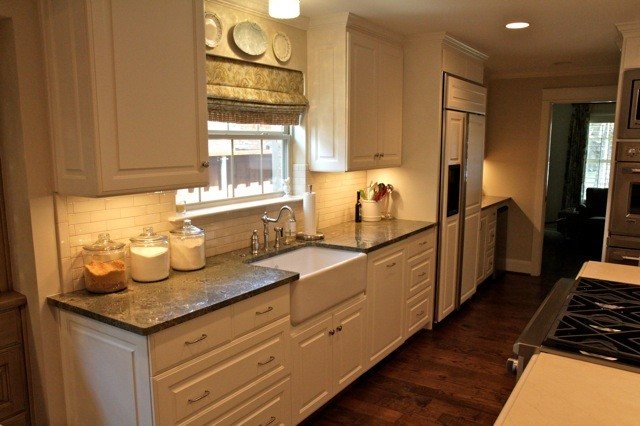 Fieldcrest Lake Highlands Traditional Kitchen Dallas By Fifer Renovations