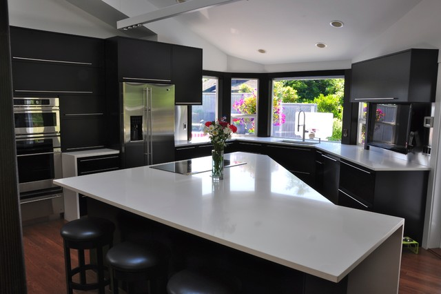 Fife Kitchen Remodel Modern Kitchen Seattle By Parthenon Pacific Cons