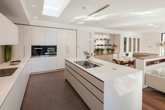Fife Road South West London Contemporary Kitchen London By Holt Cons