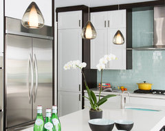 Fig Interiors contemporary-kitchen