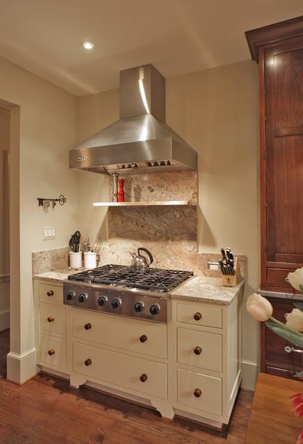 Finecraft Contractors, Inc. traditional-kitchen