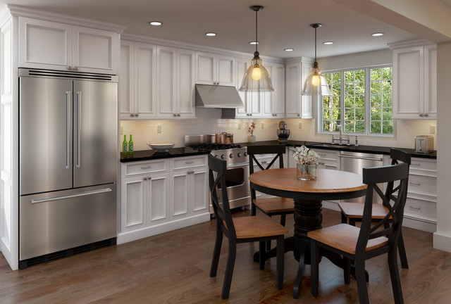 Finished Kitchens - Modern - Kitchen - New York - by Covered ...