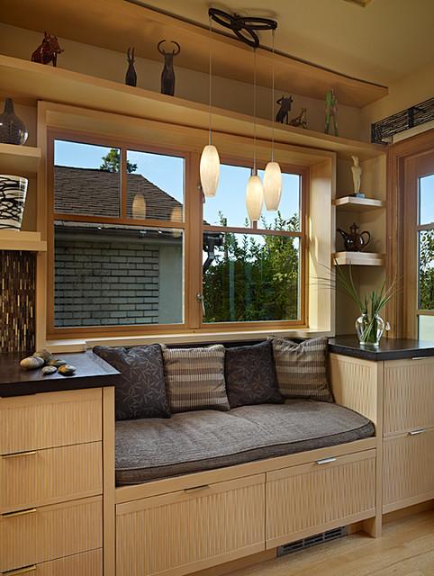 FINNE Architects modern-kitchen