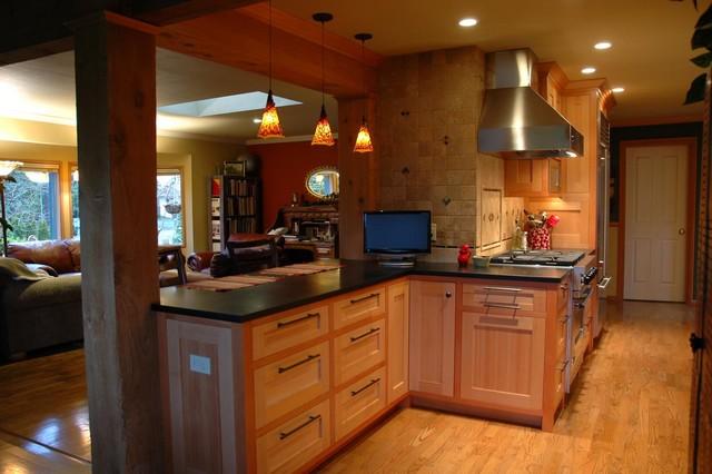 kitchen traditional kitchen seattle by david getts designer