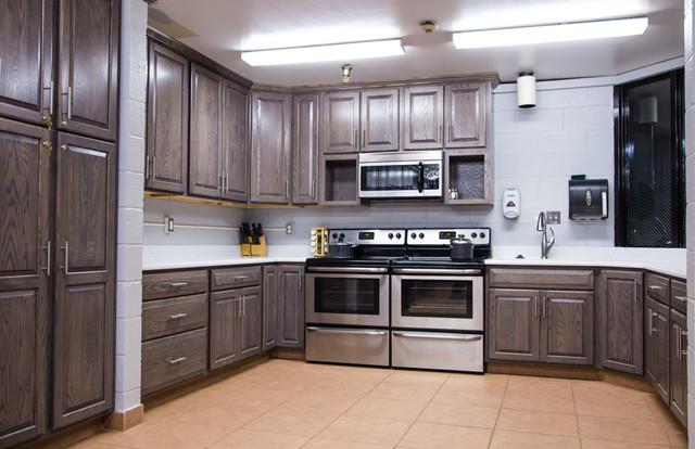 Driftwood Kitchen Cabinets