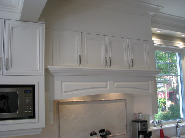 First Ave Traditional Kitchen Ottawa By The Cabinet Connection
