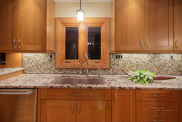 First Floor Remodel contemporary-kitchen
