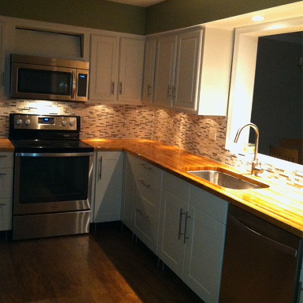 First Home: Foreclosure U003e Full Renovation Of 4br/3ba On 10k Budget  Contemporary